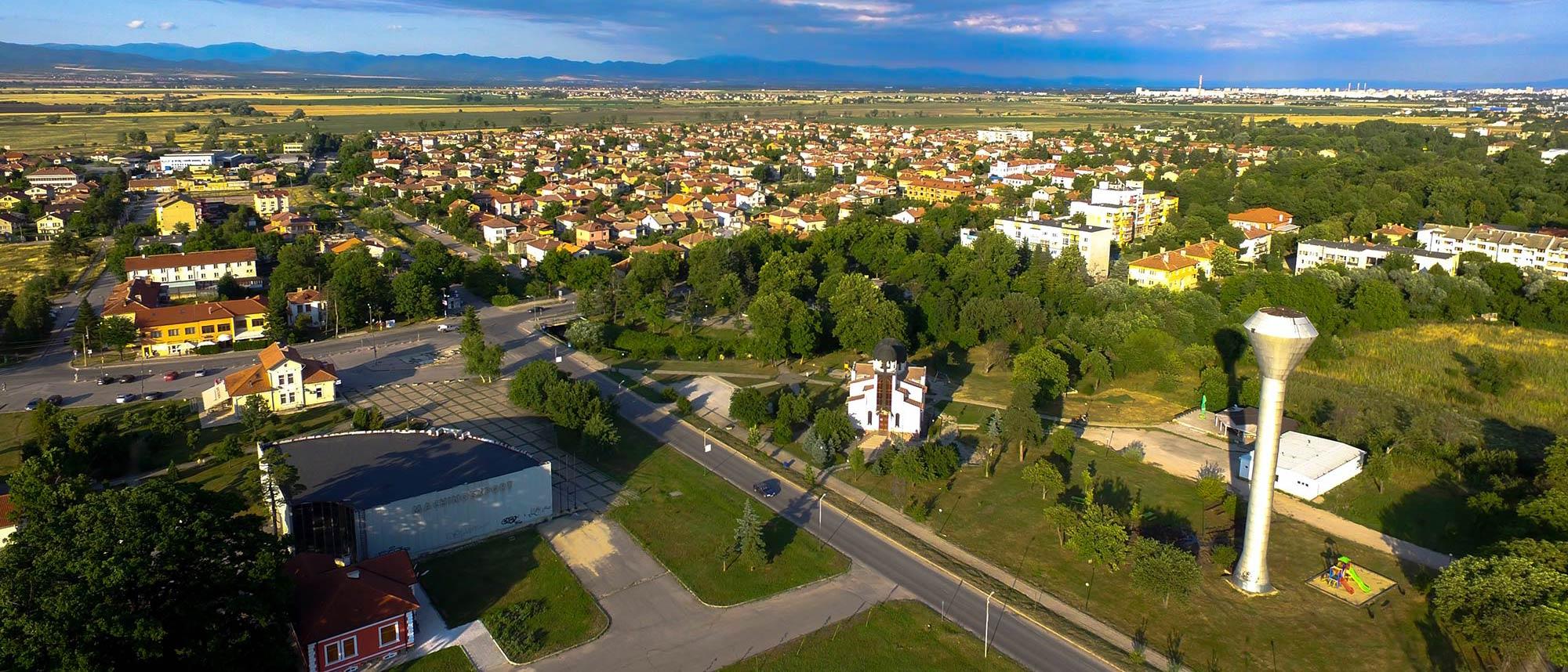 Резултат с изображение за Божурище град